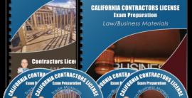 Contractors Exam Study Materials