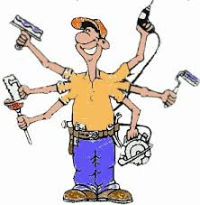 "New ""Handyman License"" issued by the Contractors State License Board!"