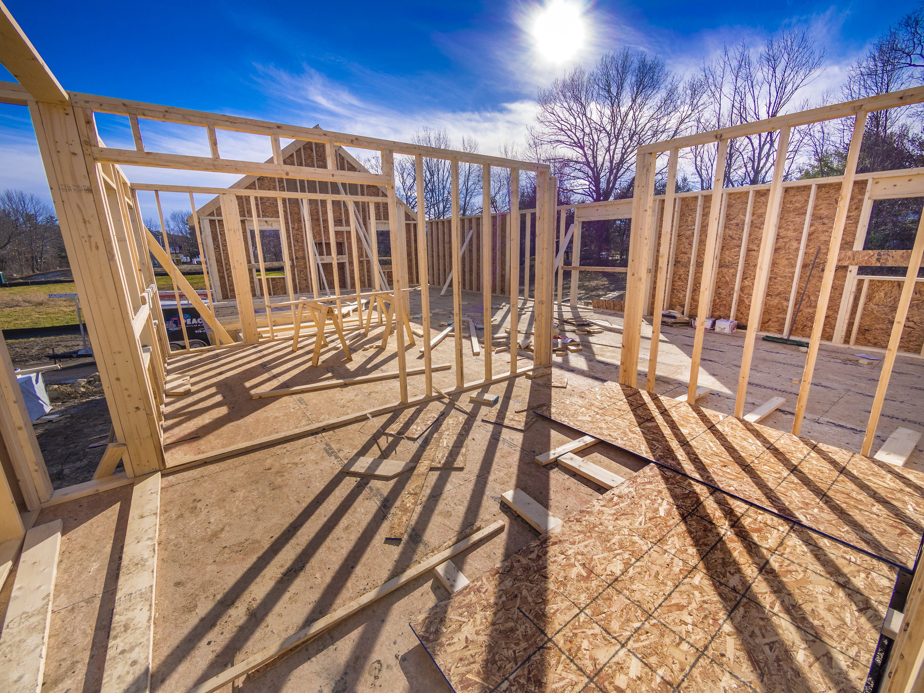 C5 framing and rough carpentry contractors license the for How to build a house in california