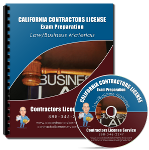 California Law Business Exam Study Materials