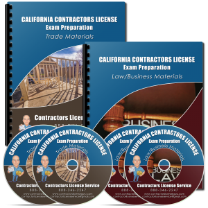 CALIFORNIA CONTRACTOR'S LICENSE TRADE STUDY GUIDE ...