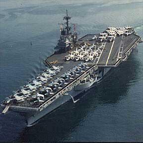 USS Ranger CV61