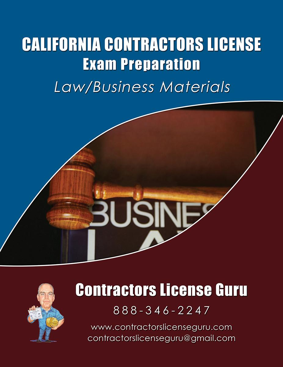 Contractors License Guru Study Materials image1