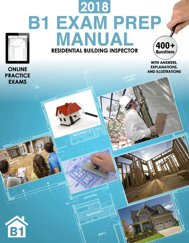 Residential Building Inspector Exam Prep Kit
