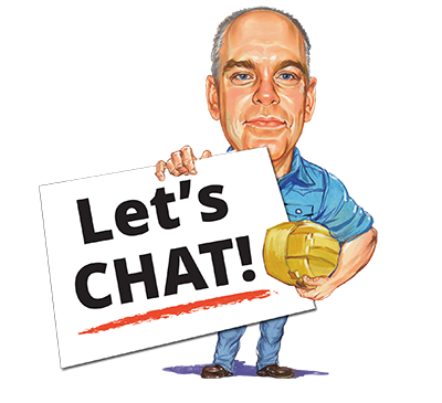 Let's Chat with the License Guru
