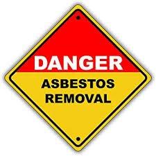 CSLB Asbestos Removal