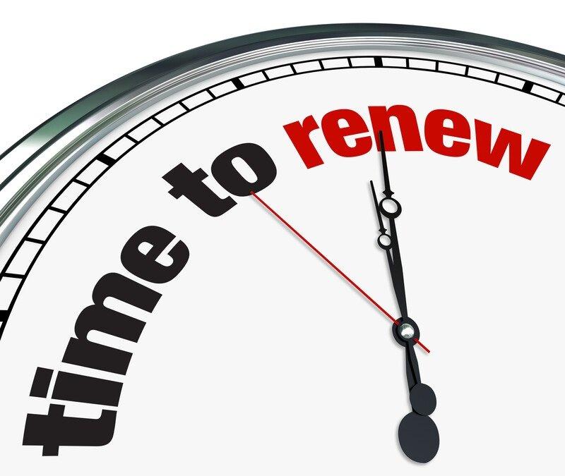 CSLB License Renewal