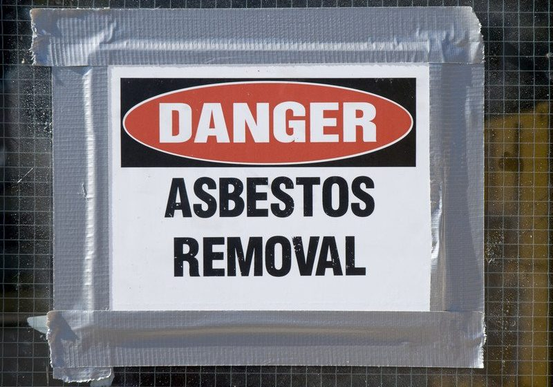 C22 Asbestos Removal California Contractors License Exam